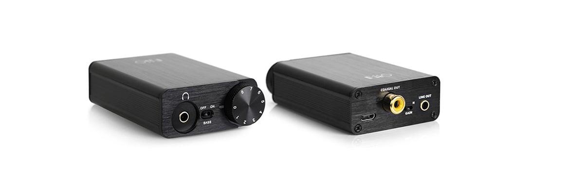 amplificador E10K