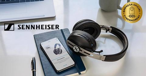 Ofertas Cyber Monday Sennheiser