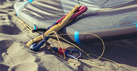 accesorios para kitesurf en chile