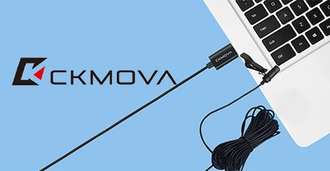 microfonos para celular ckmova