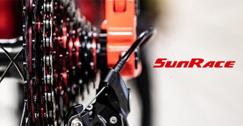 accesorios de Bicicleta sunrace