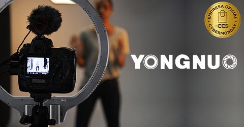 Ofertas Cyber Monday Yongnuo