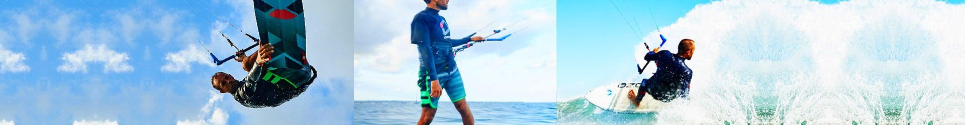barras para kitesurf en chile