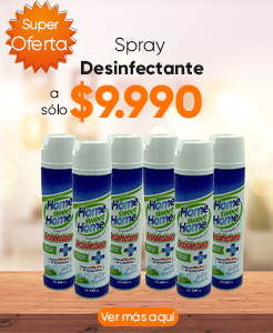 ofertas spray alcohol