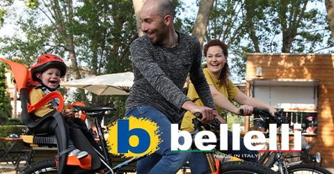 Sillas de Bicicleta Bellelli