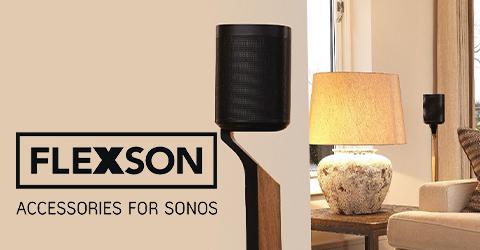 Flexson Soportes de parlantes Sonos