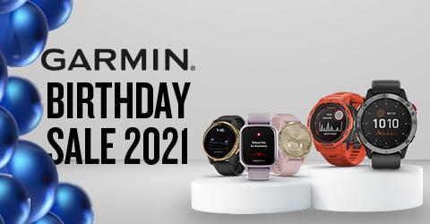 Ofertas Aniversario Garmin 2021