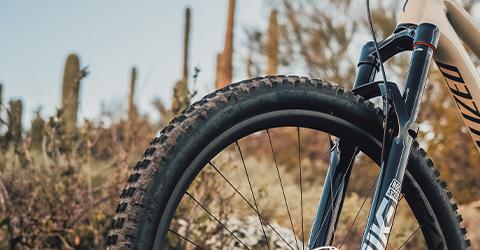 horquillas de bicicletas