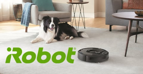 spiradoras iRobot