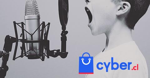 Ofertas Cyber Monday Microfonos