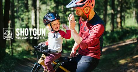 accesorios de bicicleta Shotgun