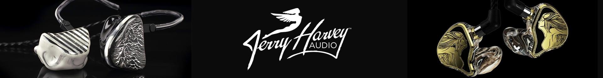 Jerry Harvey Audio en chile