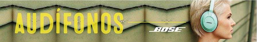 Audifonos Bose en Chile