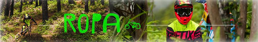 ropa bicicleta