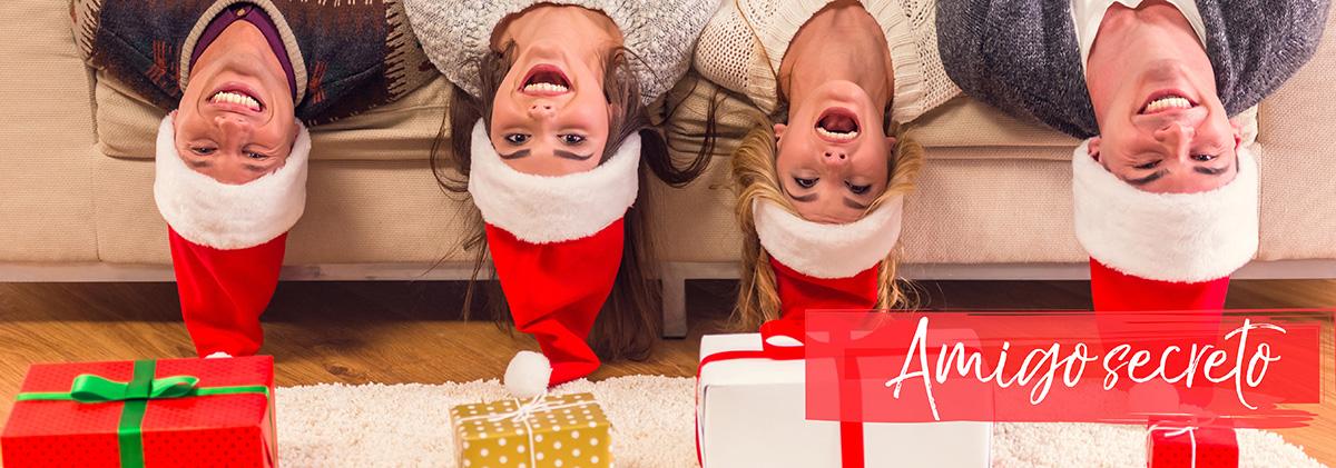 Especial Navidad Amigo Secreto