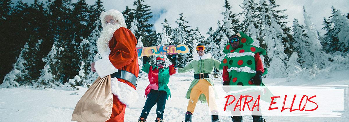 Especial Navidad Ellos